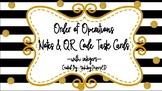 Integer Order of Operations