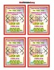Integer Poster/Anchor Chart with Cards for Students Math Journals
