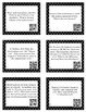 Integer Problem Solving Task Cards with QR Codes (Optional!)