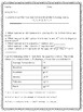 Integer Quiz Bundle - Addition, Subtraction, Multiplication & Division
