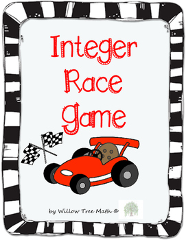 Integer Race Game