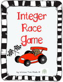 Integer Race Game