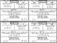 Integer Rules Mini-Anchor Chart