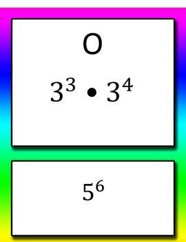 Integer Rules Round Robin 8th grade common core