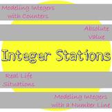 Integer Station Activity