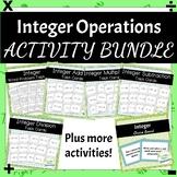 Integer Operations Bundle