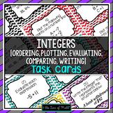 Integer Task Cards (Algebra)
