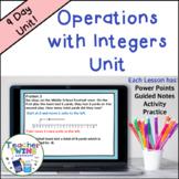 Integer Unit