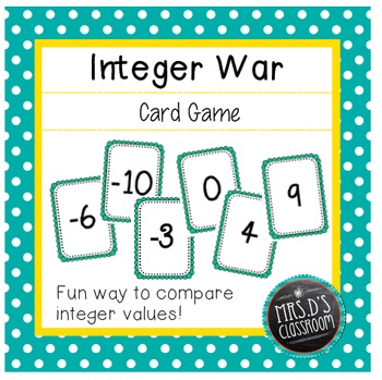 Integer War