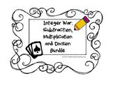 Integer Cards