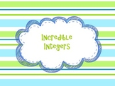 Integer Work Pack