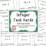 Adding and Subtracting Integers Multiplying and Dividing Integers
