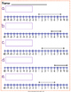 Subtracting Integers on a Number Line