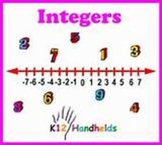 Integers: A step-by-step interactive lesson