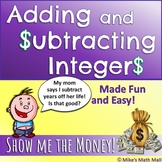 Adding and Subtracting Integers Made Easy (Bundled Unit)
