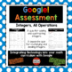 Integers All Operations Using Google Drive