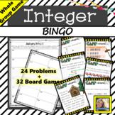 Integer BINGO Game