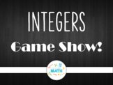 Integer Review Game Show!