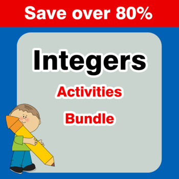 Integers {Mega Bundle}