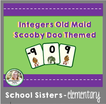 Integers - Old Maid Game