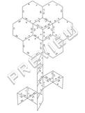Integers Practice Puzzle Cut & Paste Activity Worksheet