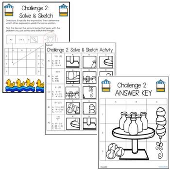 7th Grade Math Test Prep: Integers