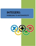 Integers Unit:  Modeling to Automaticity