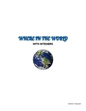 Integers - Where in the World