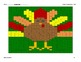 Integers and Order of Operations Thanksgiving Coloring Pictures - 2 Activities!