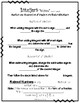 Integers and Rational Numbers Notes Handout for Addition and Subtraction