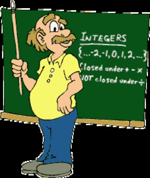 Integers and Real Numbers Quiz (10 Q)