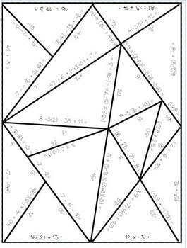 Integers got you puzzled? Integer project-Integer game board