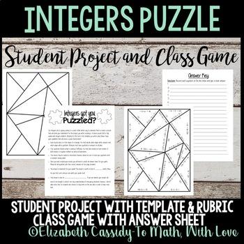 Integers got you puzzled? Integer project-Integer game board
