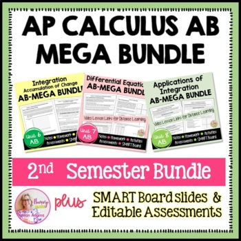 Integral Calculus Bundle