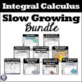 Integral Calculus SLOW GROWING BUNDLE