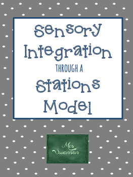 Integrate Sensory Stations into Your Classroom