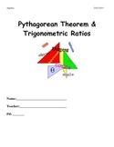 Integrated Algebra Ch 6 Trig Ratios and Pythagorean Theorem