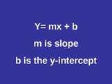 Integrated Algebra- Powerpoint Review Slides