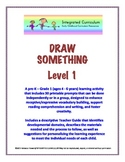 Integrated Curriculum: Draw Something Level 1