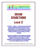 Integrated Curriculum: Draw Something Level 2