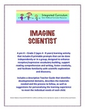 Integrated Curriculum: Imagine Scientist Drawing Activity