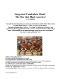 Integrated Curriculum: War that Made America (French and Indian)