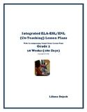 Integrated ELA-ESL/ENL  (Co-Teaching) Lesson Plans