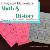 Integrated Elementary Math & History Volume 4 for Google C