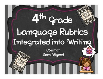 Integrated Language Rubric