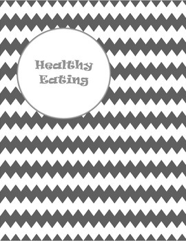 Integrated Lesson Outline - Healthy Eating