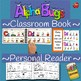 FREE Integrated Letter ID, Phonics, Reading, Handwriting:  Daily Work & Reader