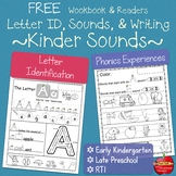 FREE Integrated Letter ID, Phonics, Reading, Handwriting: