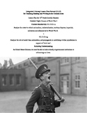 Integrated Literacy Lesson Plan for the Causes of World War I