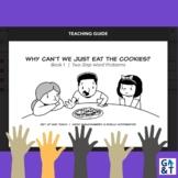 Digital Read Aloud Teacher Guide ONLY Grade 3/Two-Step Wor